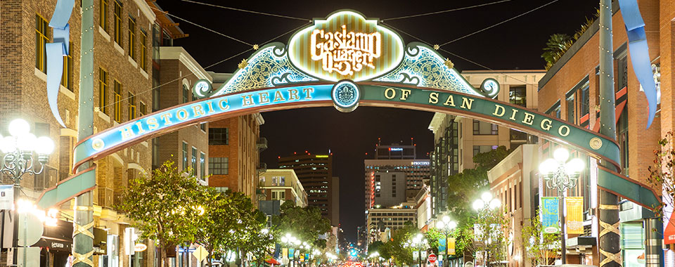 Gaslamp Quarter Ping Dining And Nightlife