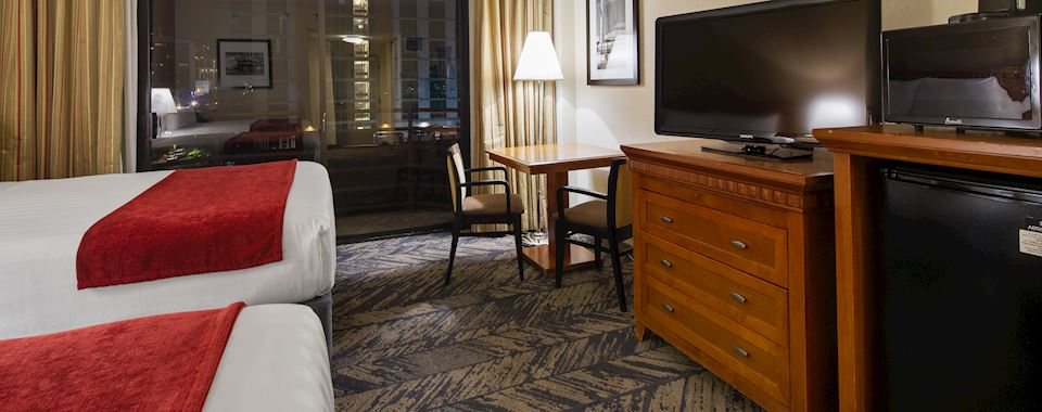 Best Western Plus Bayside Inn California - City View Rooms