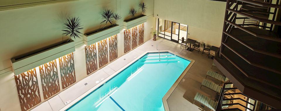 Pool View Rooms at Best Western Plus Bayside Inn San Diego