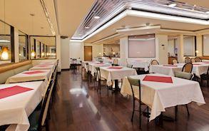 Dining Facilities at Best Western Plus Bayside Inn San Diego